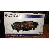 Plancha Eléctrica Lotus Lt-555