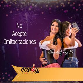 Fajas Corsets Candyshopec- Original Con Garantia