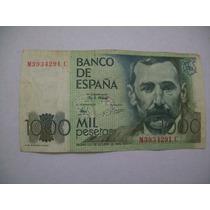 Billete España 1000 Pesetas Serie M3934291c