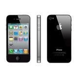 Iphone 4s 16gb Preto Anatel Novo Desbloqueado!nf+fone+cabo+g