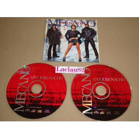 Mecano Ana Jose Nacho 1998 Bmg Cd Doble