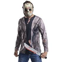Disfraz Viernes Costume Co Hombres Rubie El Kit De Jason 13