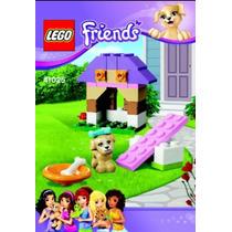 Lego 41025 Friends Regalo Niña No Princesas Navidad Cumpleañ