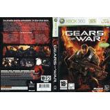 Gears Or War Para Xbox 360 $ 150