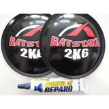 2-protetor Calota P/ Falante Hinor Batstaka 2k6 135mm + Cola