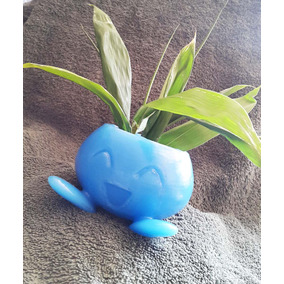 Pokemon Oddish Maceta Coleccionable Regalo Planta Mediana