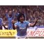Camiseta Retro Del Napoli Con El 10 De Maradona