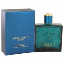 Perfume Versace Eros 100ml | Importado Lacrado 100% Original