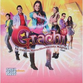 Grachi Volumen 1 Uno Nickelodeon Disco Cd 14 Canciones