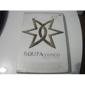 Dvd Roupa Acustico Roupa Nova Part. Ed Motta.chitao Xororo