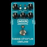 Mxr Bass Chorus Deluxe - Nuevo - Hasta 12 Cuotas