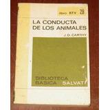 La Conducta De Los Animales J Carthy Salvat Rtv Vida Salvaje