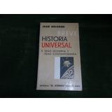 Libro Breve Historia Universal- Delorme