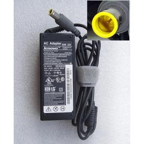 Cargador Laptop Lenovo Sl400 Sl500 3000 Ibm T60 T61 R61 20v