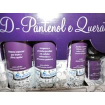 5 Kit Capilar Queratina/óleo Argan Professional Bioinstinto