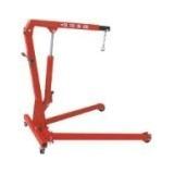 Grua Hidraulica Para Motores / Plegable 1 Ton Big Red