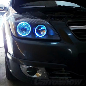 Kit Angel Eyes Para O Farol Do Vectra + Brindes