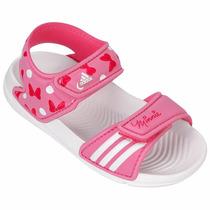 Adidas Disney Akwah 9 Sandalias Bebes En 10 Cms