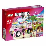 Lego 10727 Juniors Camión De Helados De Emma Giro Didáctico
