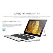 Laptop Tablet Hp Elite X2 256gb, 8gb Ram, Intel M7 Y 6ta Gen