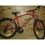 Bicicleta Montañera Mtb Corrente Auyantepuy Rin 26 Shimano