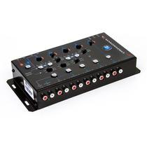 Crossover Digital Eletrônico Bass Corte Jfa De 5 Vias X5