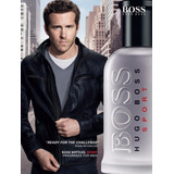 Perfume Hugo Boss Bottled Sport 100 Ml Edt Para Caballeros