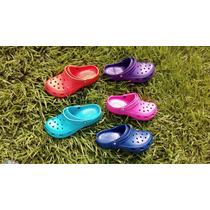 Cholas Crocs Clasicas De Colores Dama, Caballero Y Niños
