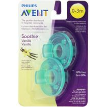 Chupeta Soothie Philips Avent(0 A 3 M E 3+ M) Pronta Entrega