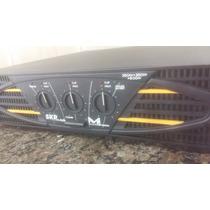 Amplificador Skp Max Trio 1300 Com 3 Canais Independentes