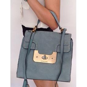Bolsa Em Couro Dumond Original