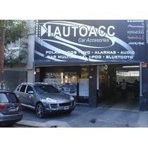 Polarizado De Autos Oscuro En Belgrano Y Nuñez