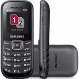 Samsung Gt-e1207 Keystone 2 Antena Rural Dual Gsm Radio Fm