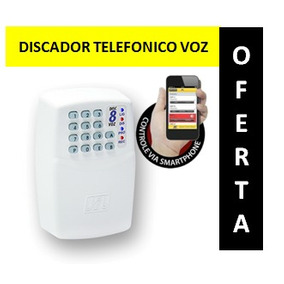 Discador Telefonico De Voz Hasta 08 Telefonos Jfl