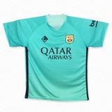Uniforme Futbol Jersey Barcelona Playera Short Medias Numero