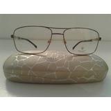 Armação Oculos Grau Bulget Bg1400 04e 58x17