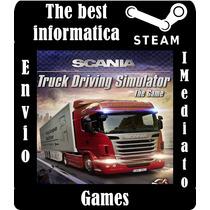 Scania Truck Driving Simulator Original Steam Cd-key Global