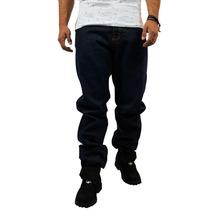 Pantalones De Moda Para Hombre De Mezclilla