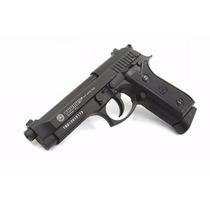 Pistola Airsoft Blowback Taurus Pt99 + Balines 6 Mm Y Co2