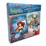 Libro Con Maqueta Y Marcadores La Sirenita Licencia Disney