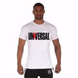 Camiseta Manga Curta - Universal Gym Academia