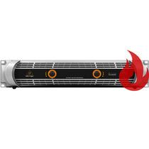 Amplificador Potência Behringer Inuke Nu1000 Watts . Loja !