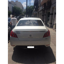 Peugeot 508 Allure Tiptronic Color Blanco Año 2013