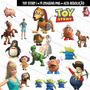 Kit Imprimible Toy Story Pack Clipart Imagenes Png Transpare
