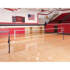 Sistema De Voleibol De Acero Elite Spalding Uno-corte