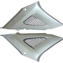 Lateral Cbx 250 Twister Prata 2001 A 2008 - Par