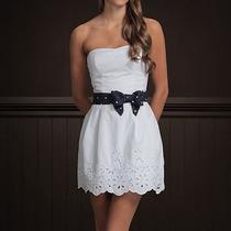 Vestido Hollister Branco G