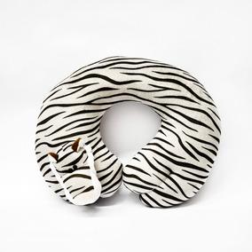 Almohada Para Cuello Morph Diseño Animal Tigre