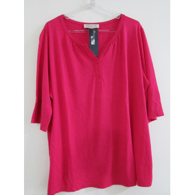 Blusa Importada Jones New York - Nova/original - Plus Size