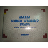 Manual Fiat Brava Marea E Weekend 2002 Sx Elx Hlx Hgt Turbo